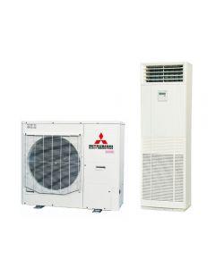 Mitsubishi Heavy Industries Air Conditioning FDF140VD Floor Mounted Heat Pump Hyper Inverter 14Kw/48000Btu B 240V~50Hz