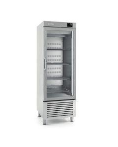 Infrico AN501BT-CR Single Glass Door Freezer 500l