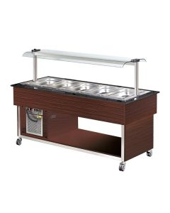 Blizzard BB5-COLD-WE 5 X Gn1/1 Cold Buffet Display