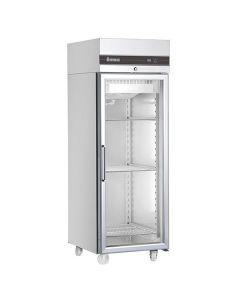 Inomak CBP172CR Single Glass Door Heavy Duty 2/1 Freezer 654l