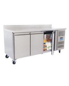 Unifrost CR1800N 3 Door professional counter refrigerator