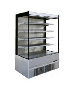 Mafirol Cronus Plus General Purpose And Fresh Meat Tiered Display 855mm Depth