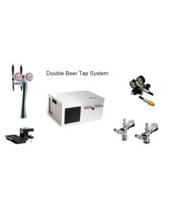 Double Beer Tap System - HOMEBAR2