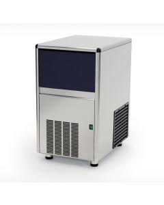 Eurfrigor Ice Cube Machine with Storage ECP18W