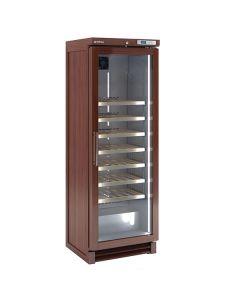 Infrico EVV100 Upright Single Door Wine Cellar (100 Bottles)