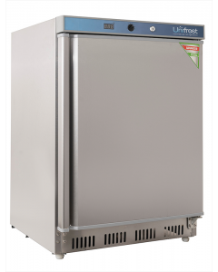 Unifrost F200SN Stainless Undercounter Freezer