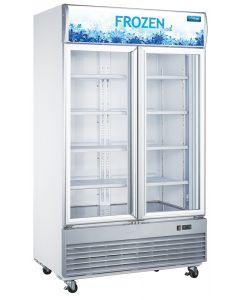 Unifrost GDF1200 Large double door display freezer
