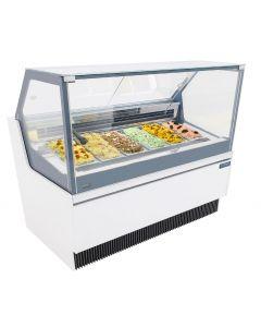 Unifrost ICD66 Deluxe gelato ice cream display