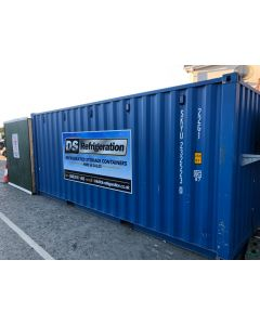 Refrigerated Container 20ft x 8ft - REFCON232523