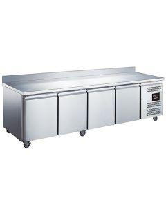 Blizzard LBC4 4 Door Gn1/1 Freezer Counter With Upstand 553l