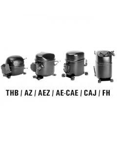 L'unite hermetique Compressor CAJ4517Z