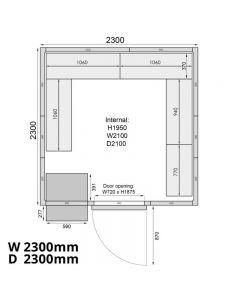 Mercatus ME2323C