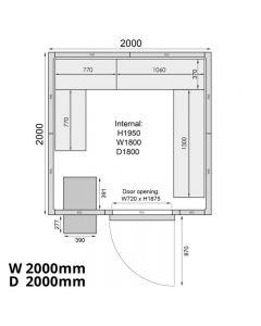 Mercatus ME2020C