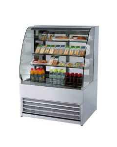 Frost Tech Limited P75-100-OPEN Self Service Merchandiser 1000mm Wide