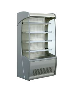 Mafirol Pessoa 620 SS General Purpose And Fresh Meat Tiered Display Stainless Steel 620mm Depth
