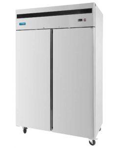 Unifrost F1300SVN Professional double door reach in freezer
