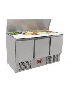Reycold HSA370 Saladette fridge
