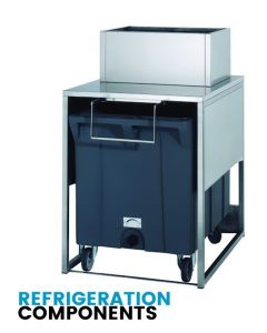 Eurfrigor Storage Bin ROLB2 for Ice Machines