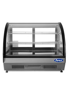 Atosa WSY125L Counter Top Curved Display Chiller