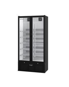Infrico ZX20 Upright Double Door Bottle Cooler (492 Bottles)