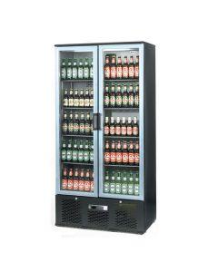 Infrico ZXS20 Upright double door bottle cooler (492 Bottles)