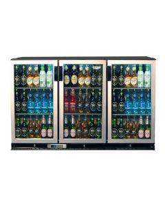 Infrico ZXS3 Triple Door Bottle Cooler (324 Bottles)